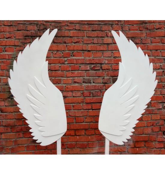 Декоративные крылья ангела