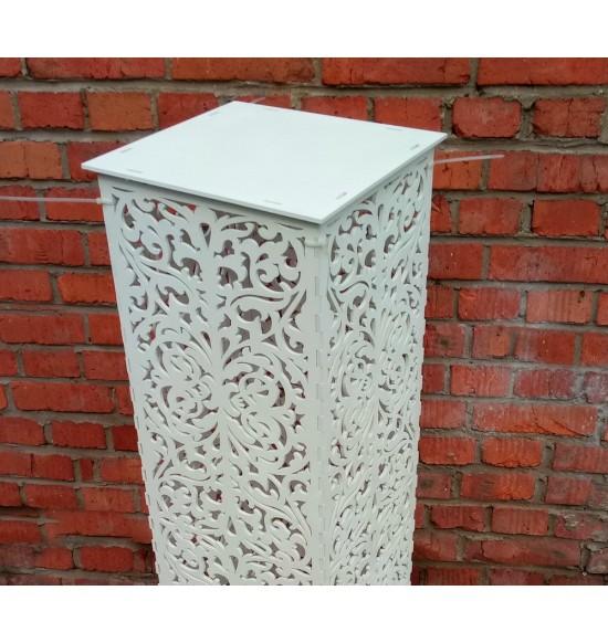 Декоративная ажурная колонна