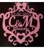 Семейный герб с сердечком