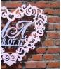 """Свадебный герб """"Сердце"""""""