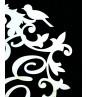Свадебный герб с птицами